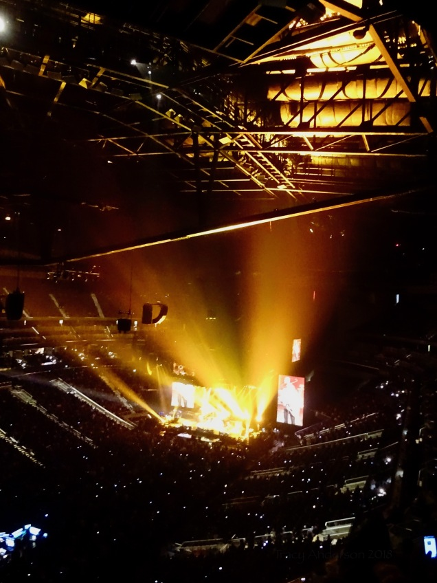 Paul McCartney Yellow Rogers Freshen Up Tour Rogers Place Sept 30 2018