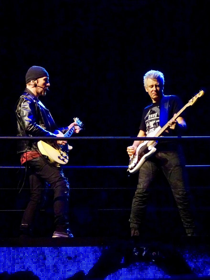 Adam Edge U2 Dublin 1 3Arena Nov 5 2018