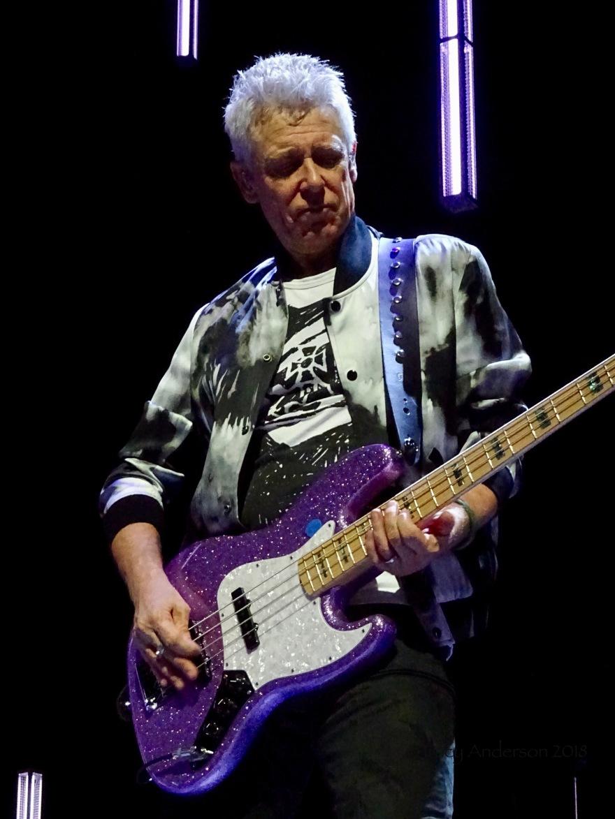 Adam Purple Bass U2 Dublin 3 3Arena Nov 9 2018