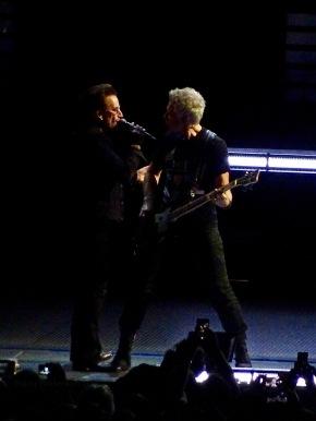 Bono and Adam U2 Berlin Mercedes Benz Arena Nov 13 2018