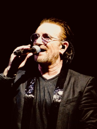 Bono Close Up U2 Dublin 1 3Arena Nov 5 2018