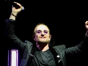 Bono Cutey U2 Dublin 1 3Arena Nov 5 2018