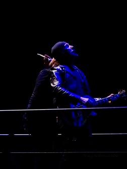Bono Edge Back Lean U2 Dublin 1 3Arena Nov 5 2018