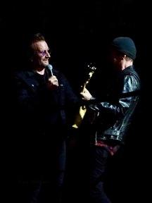 Bono Edge Catwalk U2 Dublin 3 3Arena Nov 9 2018