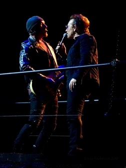 Bono Edge Colour U2 Dublin 4 3Arena Nov 10 2018