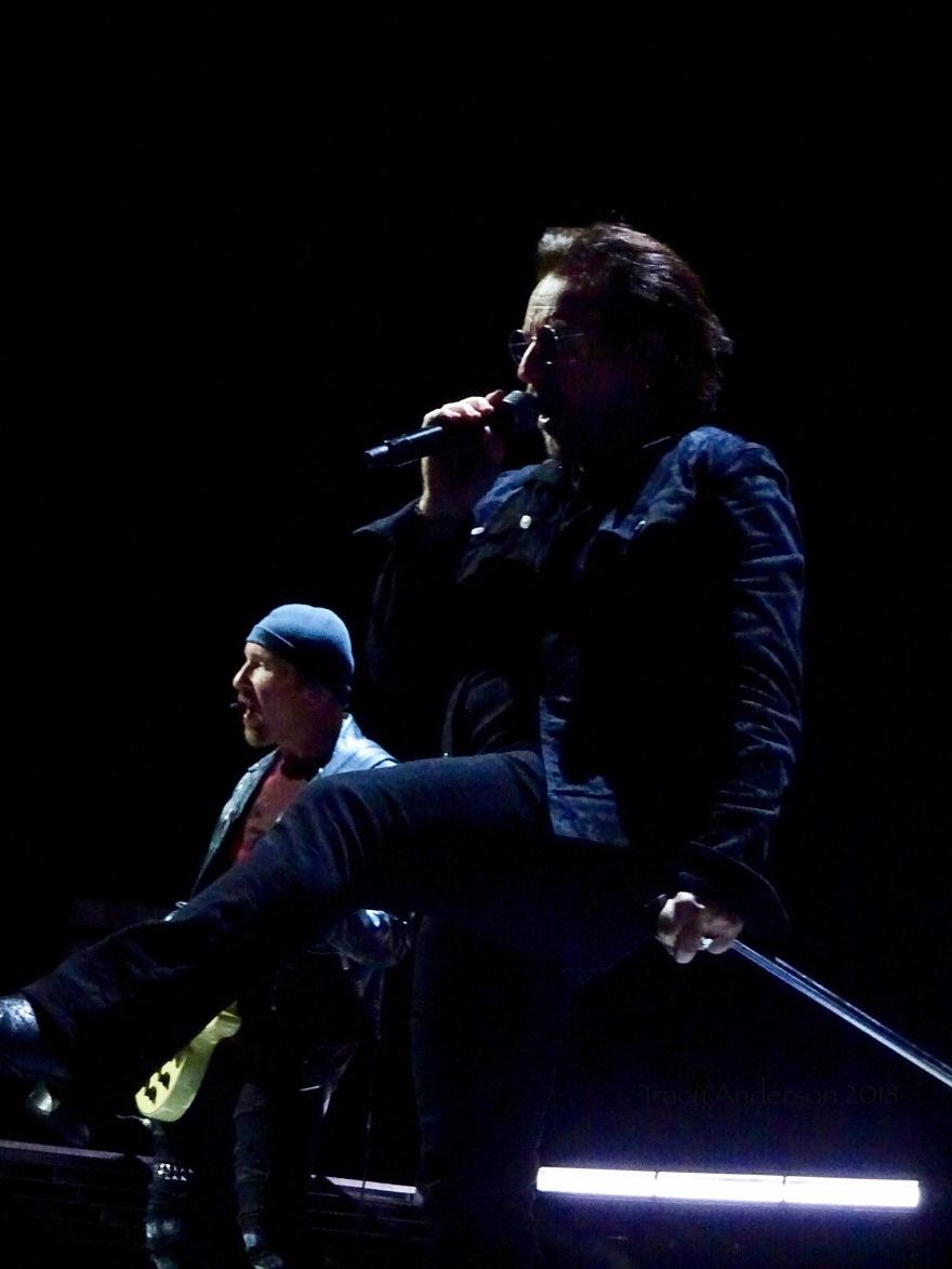 Bono Edge Leg U2 Dublin 3 3Arena Nov 9 2018