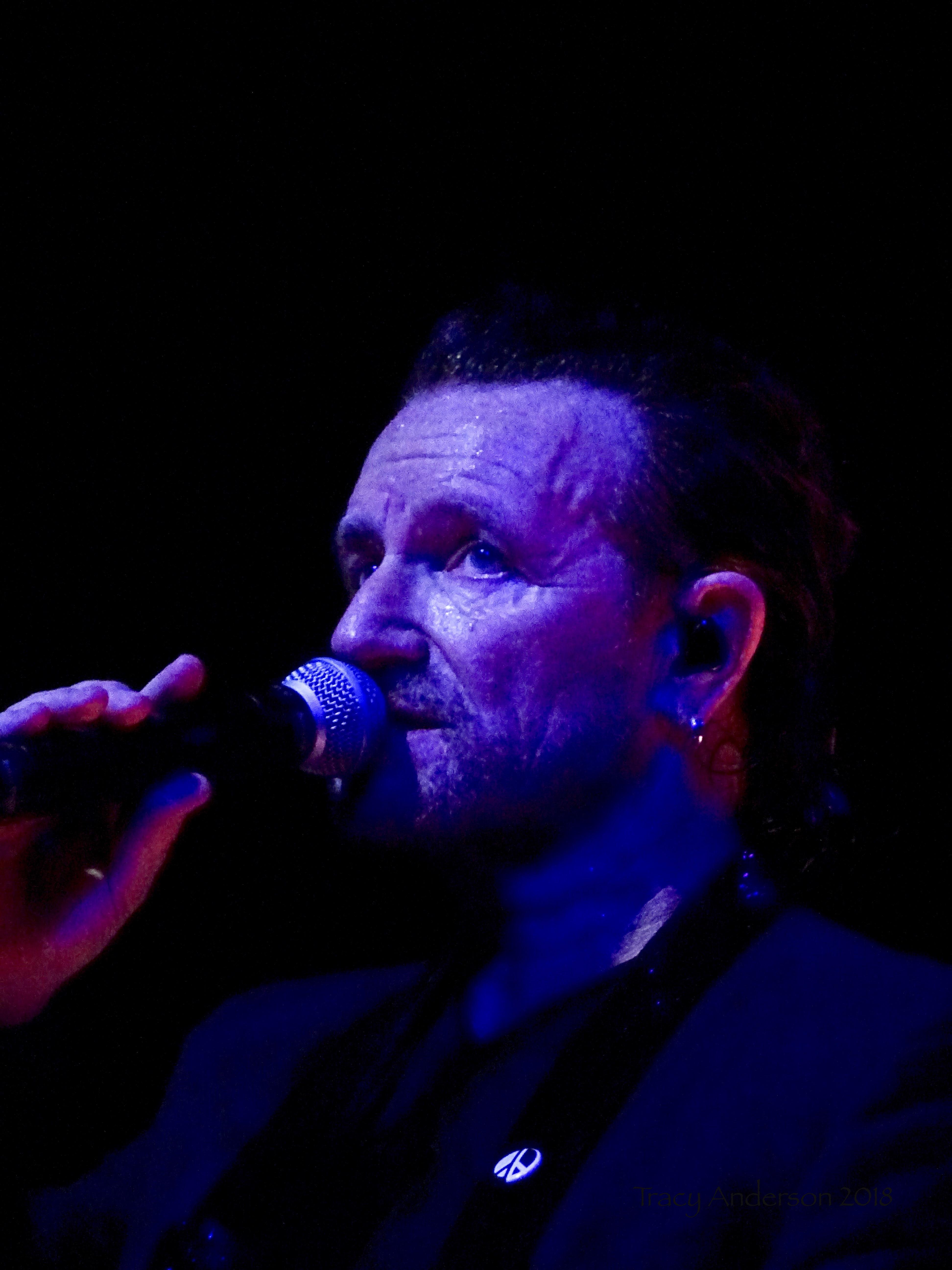 Bono Eyes U2 Dublin 4 3Arena Nov 10 2018