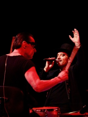 Bono Larry Red U2 Dublin 4 3Arena Nov 10 2018