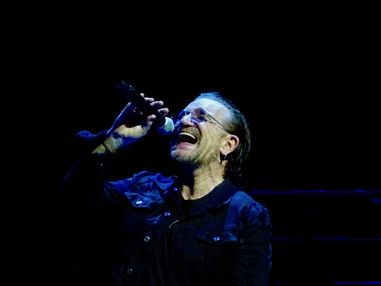 Bono Passion U2 Dublin 1 3Arena Nov 5 2018