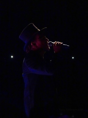 Bono's Showman Backlit U2 Dublin 1 3Arena Nov 5 2018