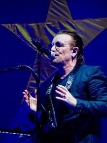 Bono Star U2 Dublin 3 3Arena Nov 9 2018