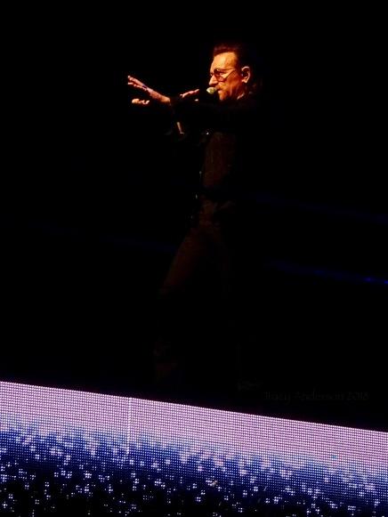 Bono U2 Dublin 2 3Arena Nov 6 2018