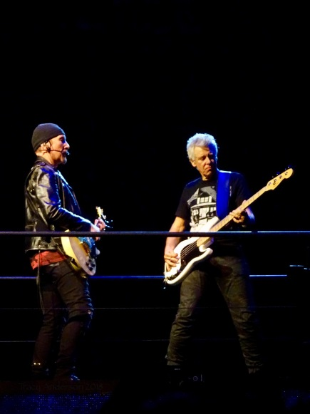 Edge Adam U2 Dublin 1 3Arena Nov 5 2018