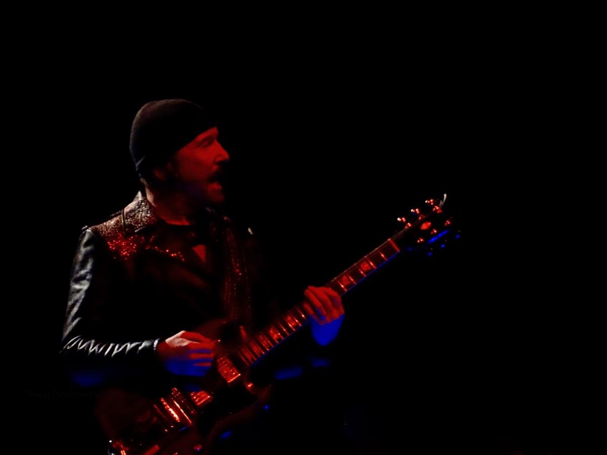 Edge U2 Dublin 2 3Arena Nov 6 2018