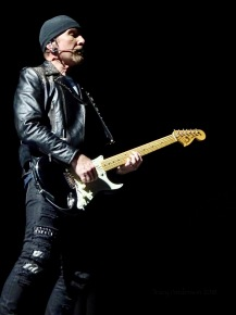 Edge Zen profile U2 Dublin 3 3Arena Nov 9 2018