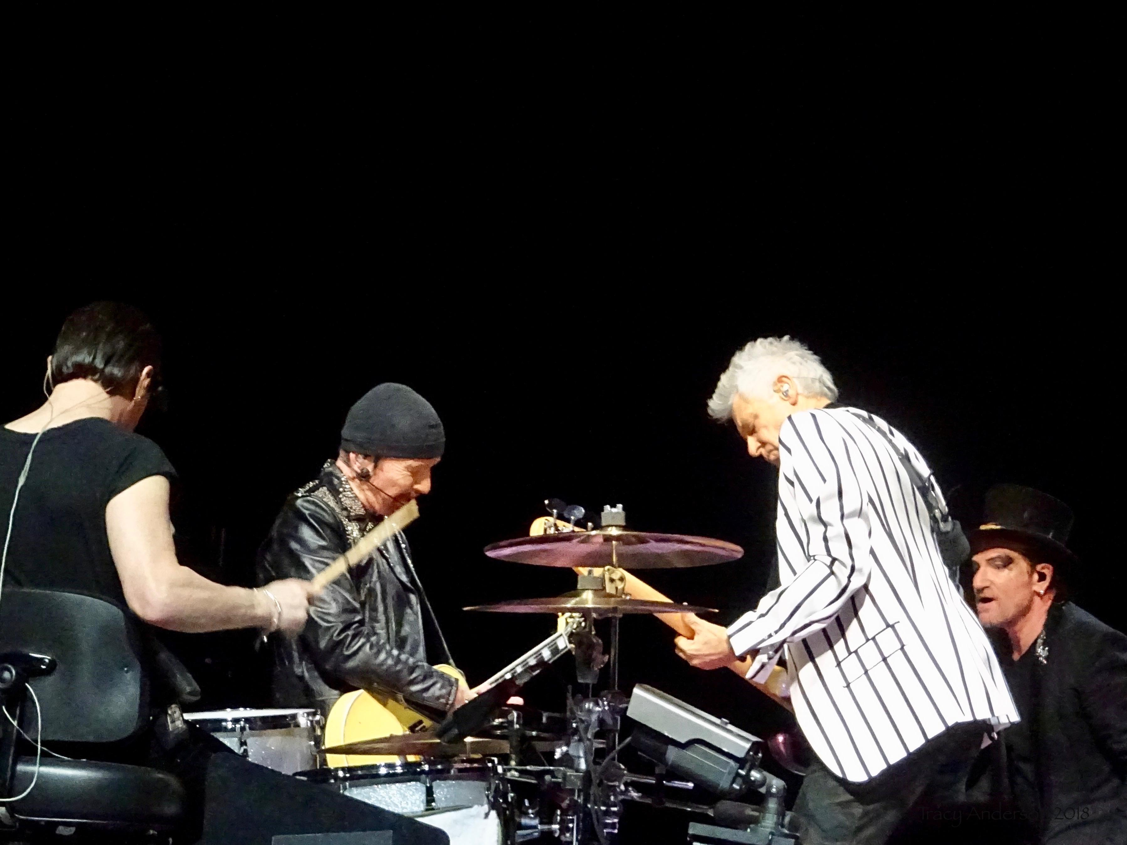 U2 E Stage Dublin 4 3Arena Nov 10 2018