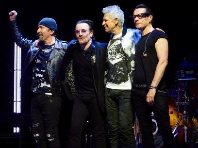 U2 Goodbyes Dublin 3 3Arena Nov 9 2018