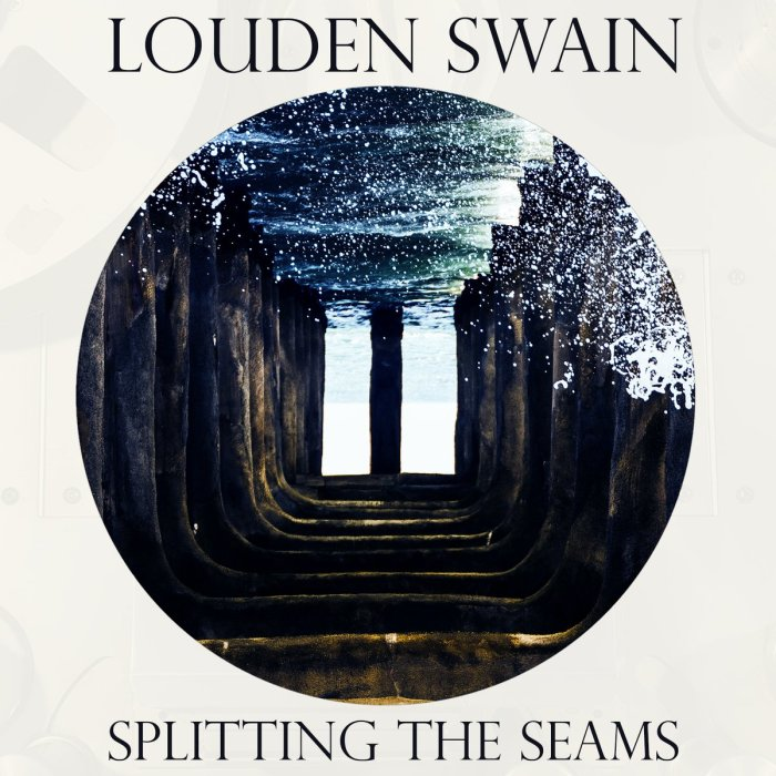 God's A Rock God! (Sort Of): Louden Swain's Splitting The Seams