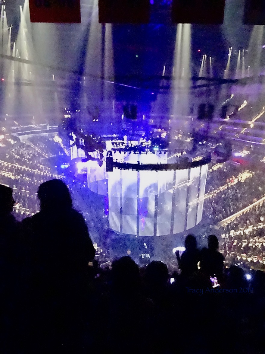 Justin Timberlake Man Of The Woods Curtains Rogers Place Feb 6 2019