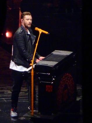 Justin Timberlake Piano Rogers Place Feb 6 2019