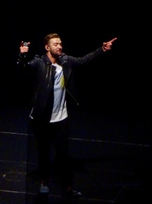 Justin Timberlake Rogers Place Feb 6 2019