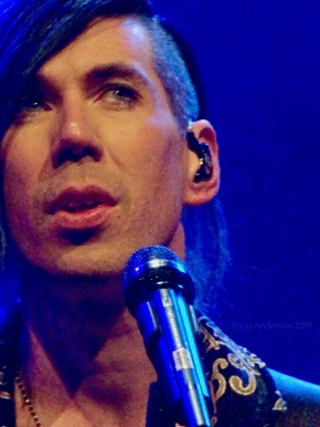 Josh Ramsay Close Up 2 Marianas Trench Suspending Gravity Tour Edmonton Northern Jubilee Auditorium Mar 26 2019