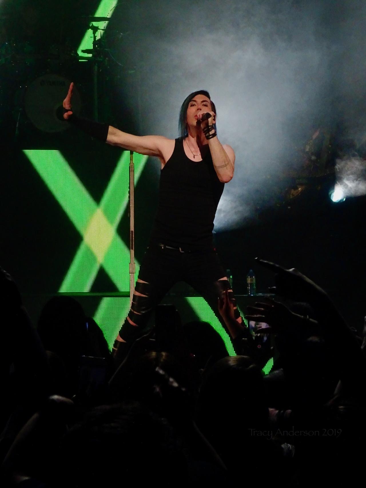 Josh Ramsay X Marianas Trench Suspending Gravity Tour Edmonton Northern Alberta Jubilee Auditorium Mar 26 2019