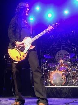 Jeff Martin Blue The Tea Party Black River Tour May 4 2019