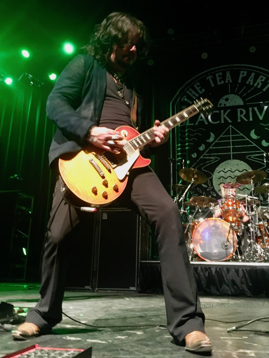 Jeff Martin The Tea Party Black River Tour May 4 2019
