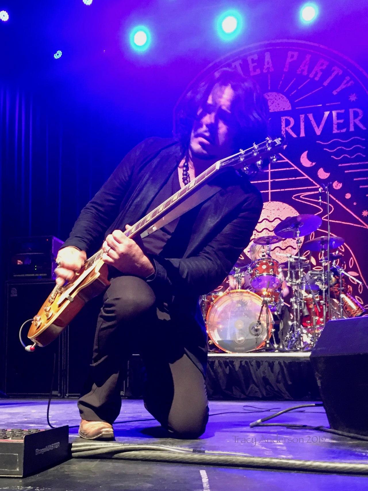 Jeff Martin The Tea Party Black River Tour May 4 2019