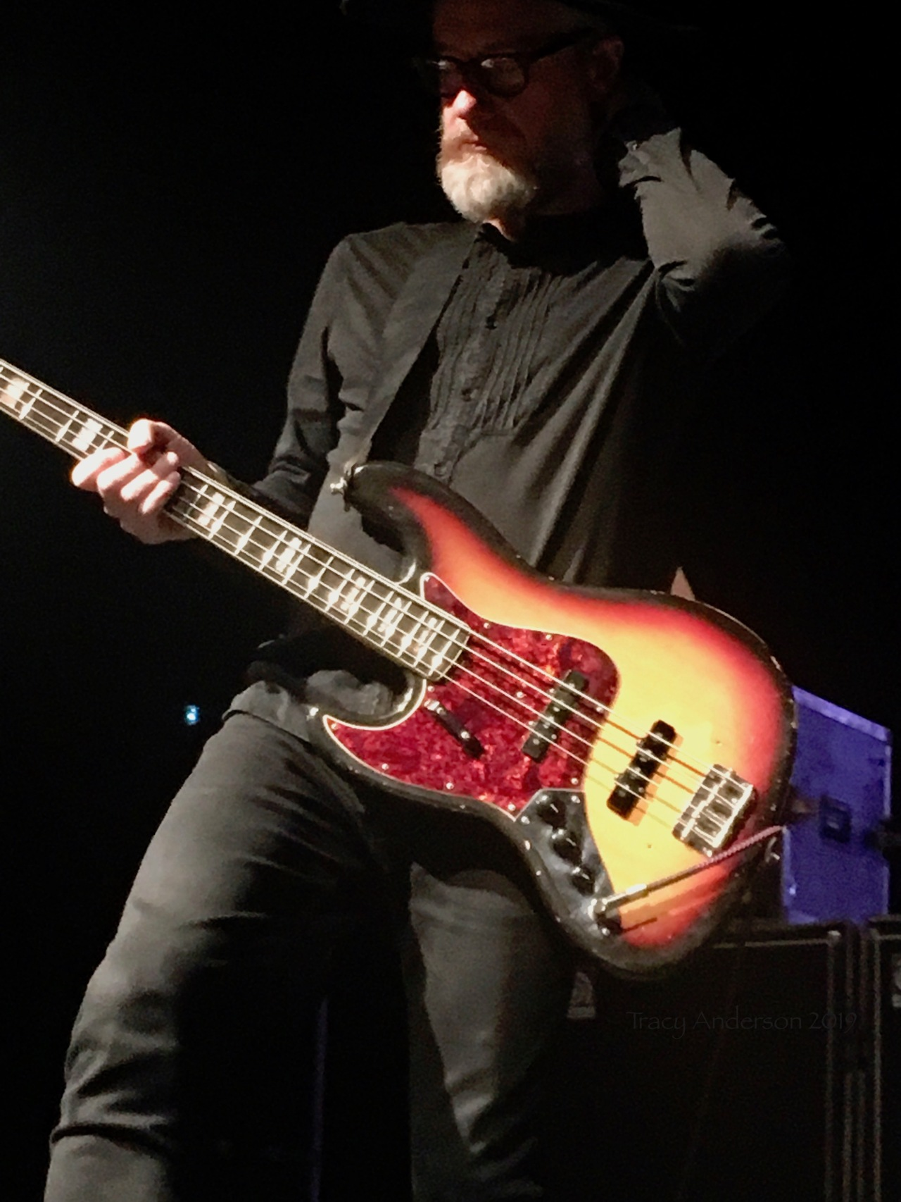 Stuart Chatwood Bass The Tea Party Black River Tour May 4 2019