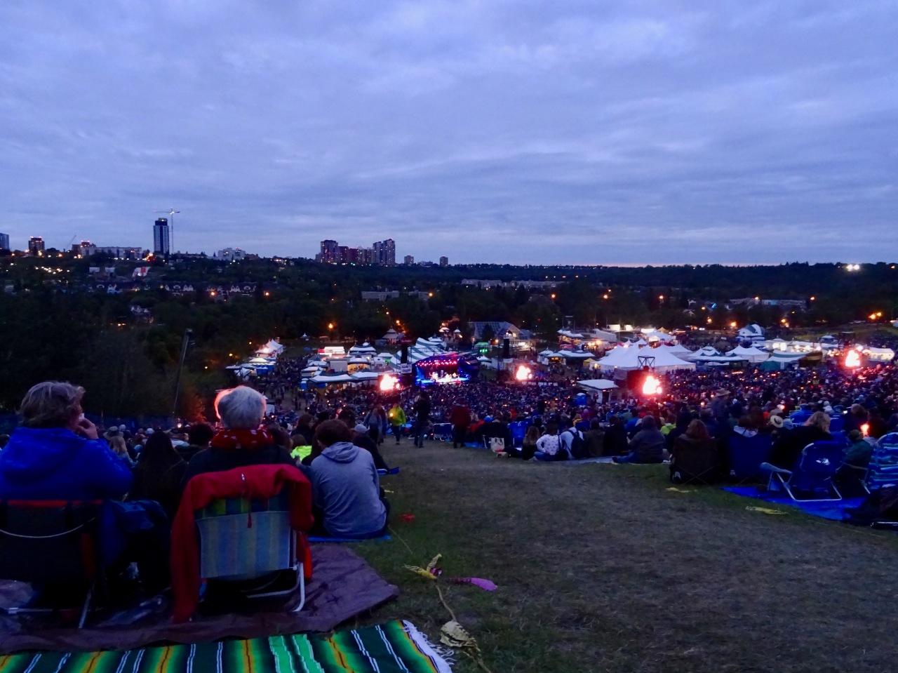Edmonton Folk Fest 2019