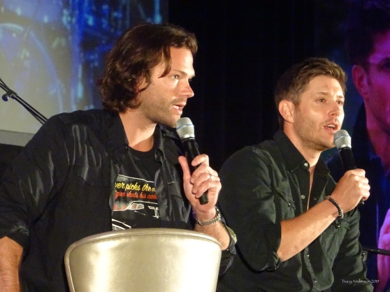 Jared Padalecki and Jensen Ackles 2 SPNVan Con Aug 23-25 2019