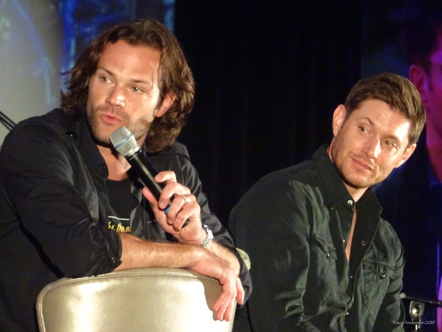Jared Padalecki and Jensen Ackles SPNVan Con Aug 23-25 2019