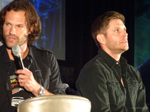 Jared Padalecki and Jensen Ackles 5 SPNVan Con Aug 23-25 2019