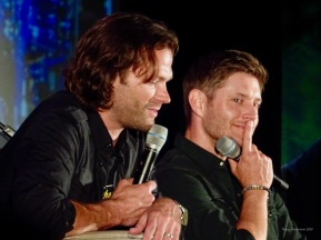 Jared Padalecki and Jensen Ackles 6 SPNVan Con Aug 23-25 2019