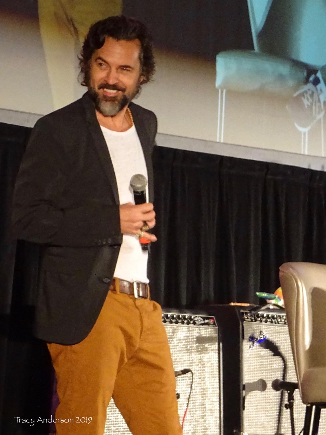 Jeffrey Vincent Parise Supernatural Convention Vancouver 2019