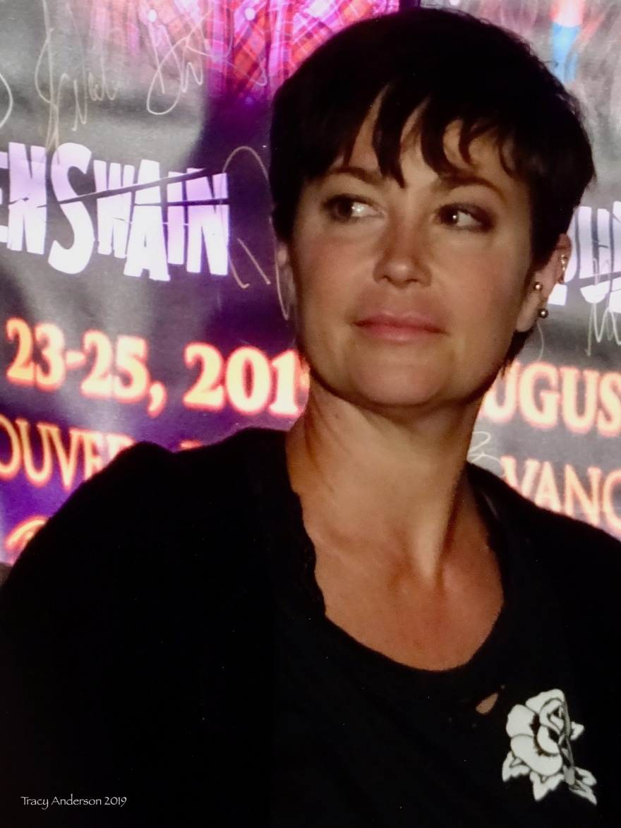 Kim Rhodes Supernatural Convention Vancouver 2019