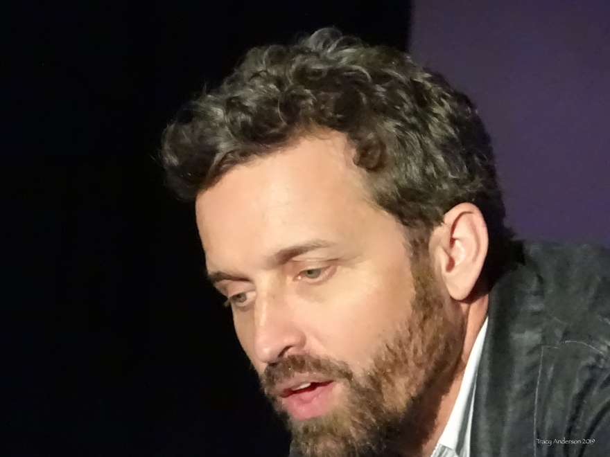Rob Benedict close SPNVan Con Aug 23-25 2019