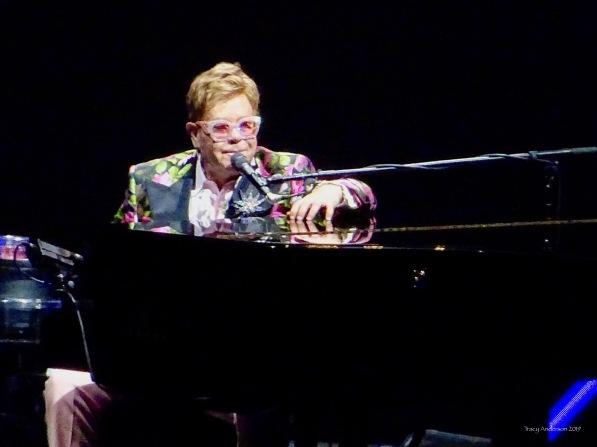 Elton John 4 Farewell Tour Edmonton Sept 27 2019