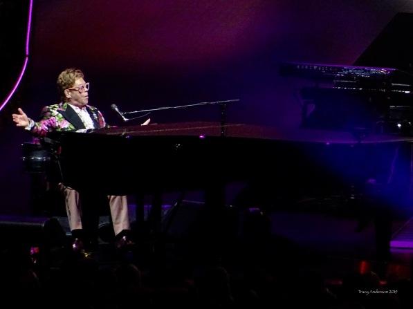 Elton John 6 Farewell Tour Edmonton Sept 27 2019