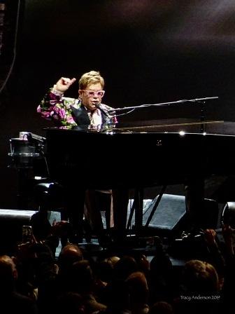 Elton John 8 Farewell Tour Edmonton Sept 27 2019