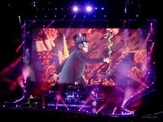 Elton John cartoon Farewell Tour Edmonton Sept 27 2019