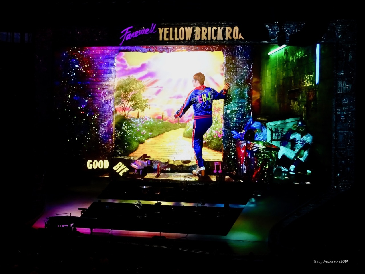 Farewell, Yellow Brick Road:  Elton John in Edmonton.