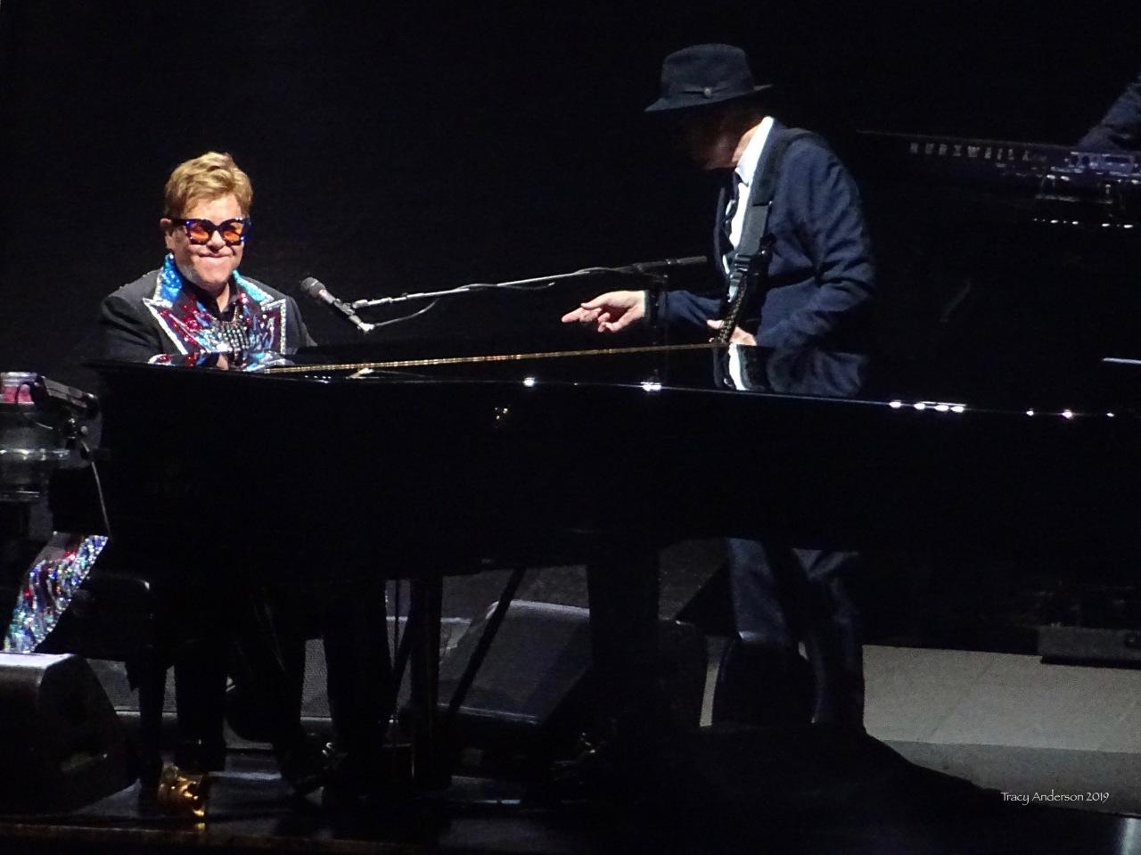 Elton John Farewell Tour Edmonton Sept 27 2019