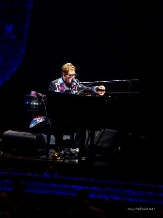 Elton John talk Farewell Tour Edmonton Sept 27 2019