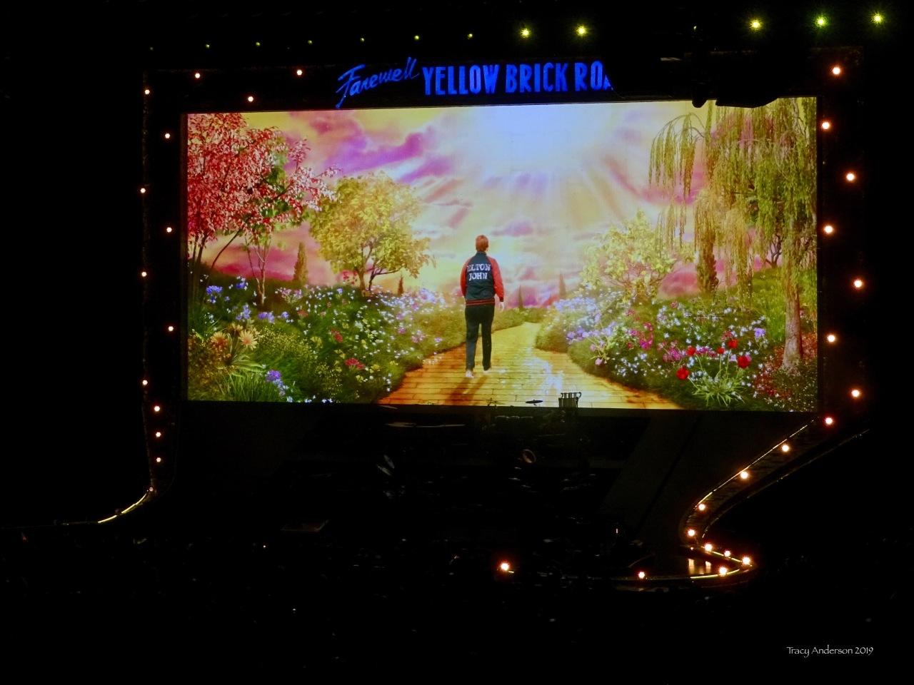 Elton John the end Farewell Tour Edmonton Sept 27 2019