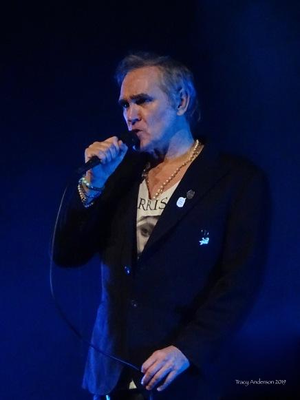 Morrissey 5 Edmonton October 10 2019