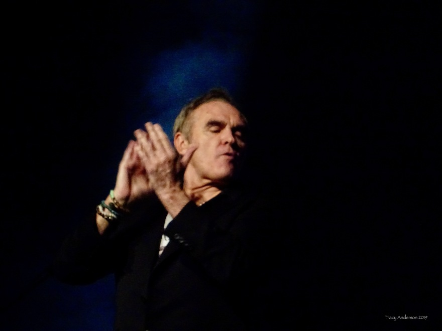 Morrissey Edmonton October 10 2019