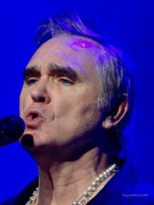 Morrissey Close Up Edmonton October 10 2019